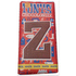 Tony's Chocolonely letter Z