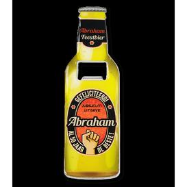 Flesopener 50 jaar Abraham