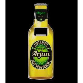 Flesopener Arjan