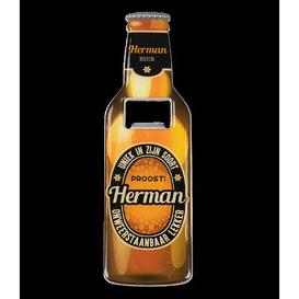 Flesopener Herman