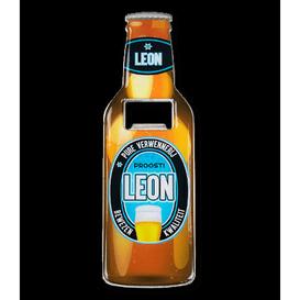 Flesopener Leon