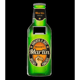 Flesopener Martin