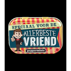 Retro Mints Vriend