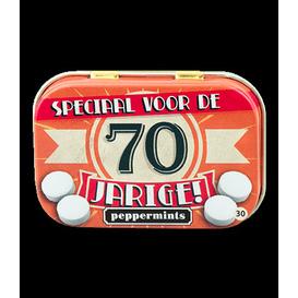 Retro Mints 70 jaar